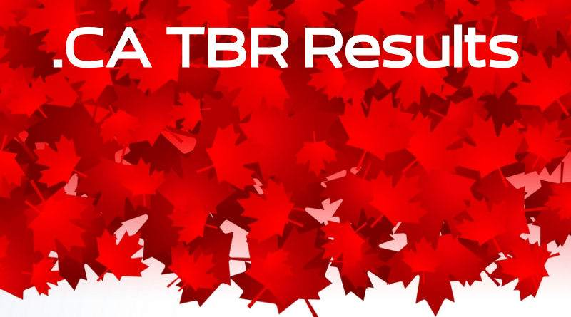 To Be Released TBR Results