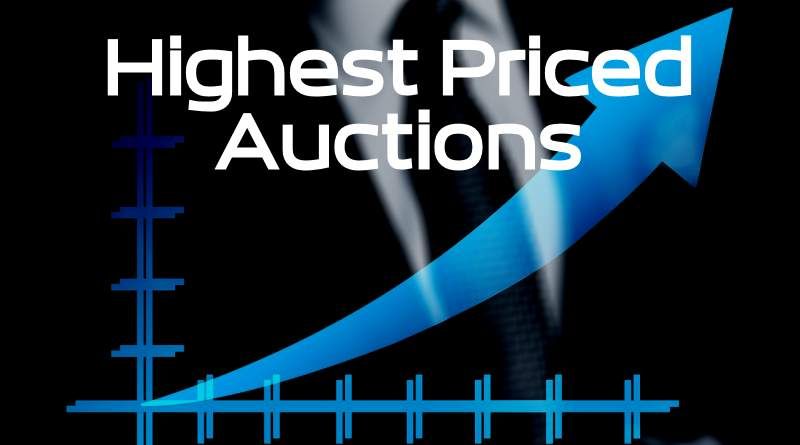 highest priced godaddy auctions
