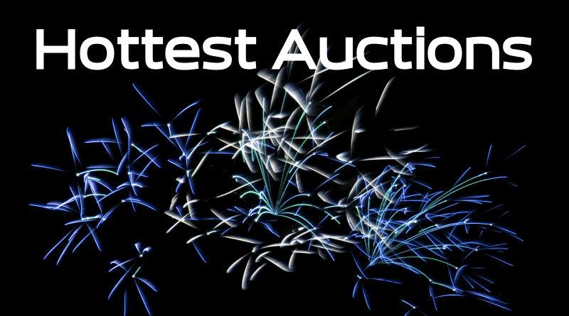 Hottest Domain Auctions